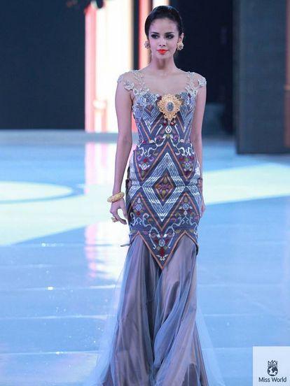 Miss World Top Model Award