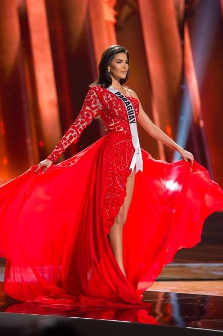 Myriam Arevalos, Miss Paraguay