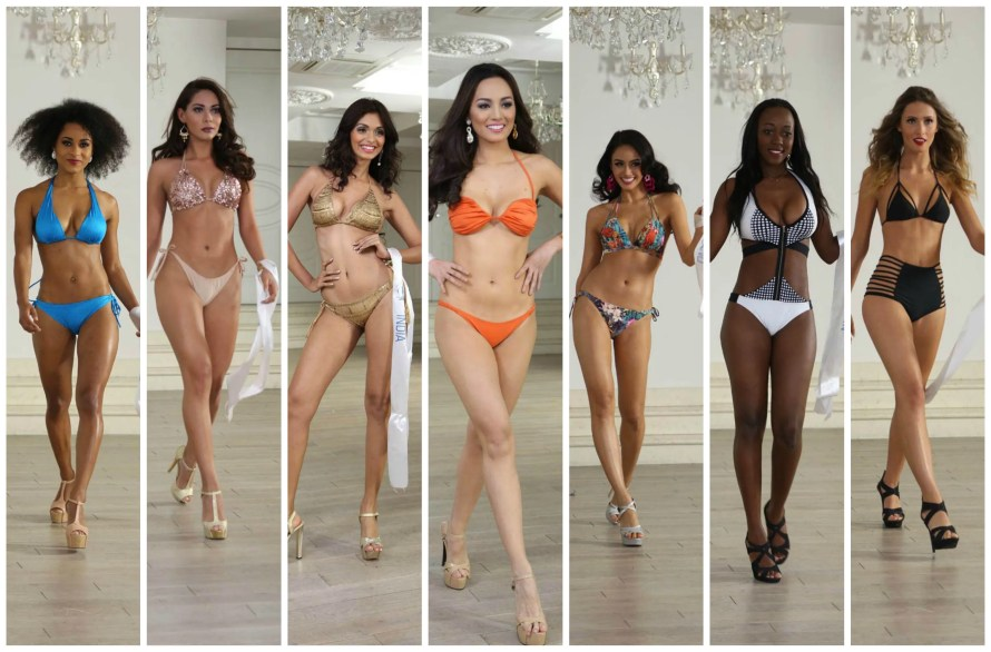 Miss Supranational 2015 Swimsuit