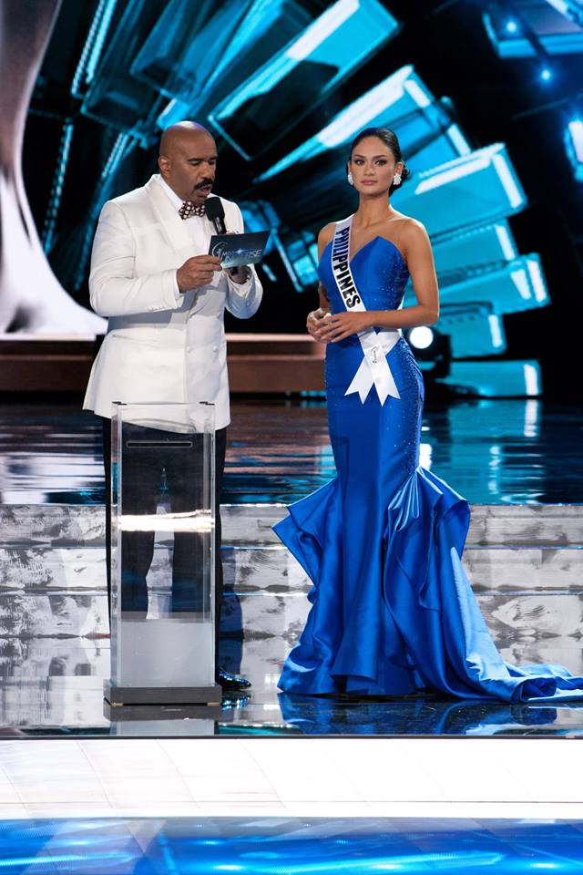 Miss Universe 2015 Question and Answer