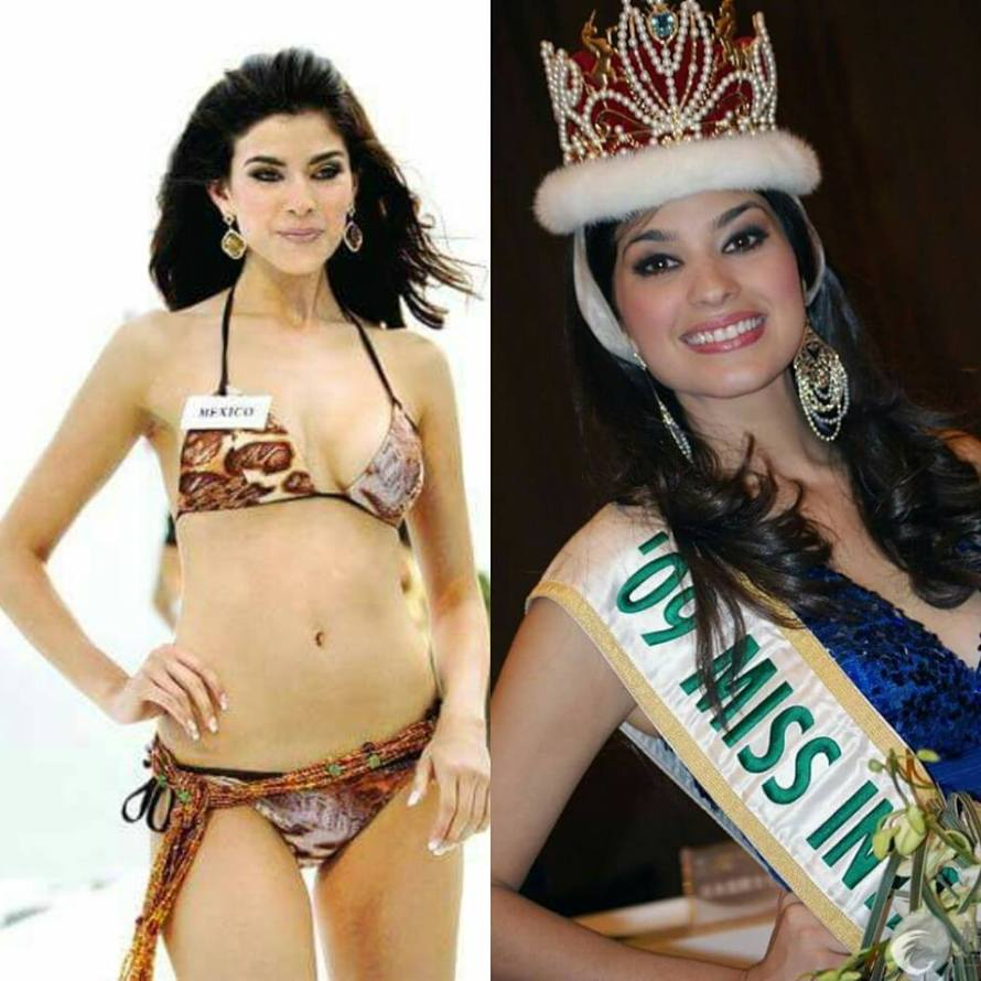 recycling of beauty queens