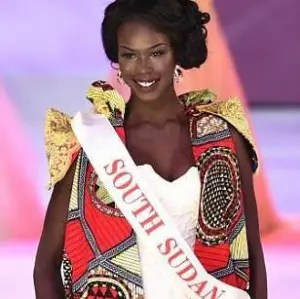 In 2014, Wendy Kuanyin of South Sudan was TGPC's choice for Best Black Beauty.