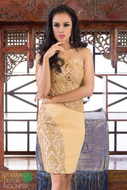 SUMATERA BARAT ~ Intan Aletrino will go to Miss Supranational