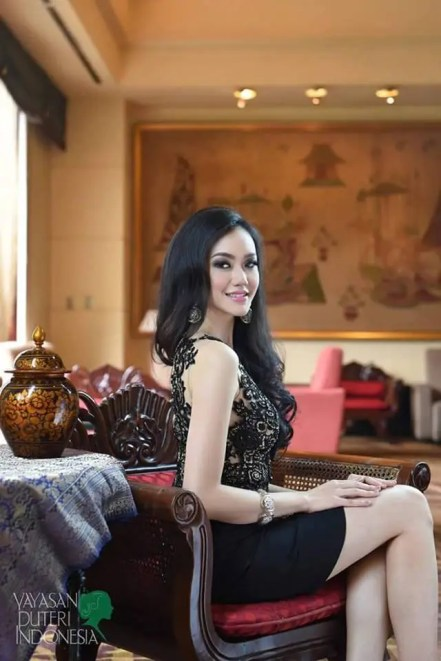 LAMPUNG ~ Felicia Hwang will go to Miss International