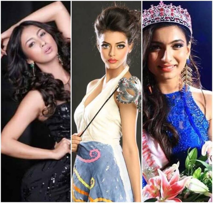 Femina Miss India 2016 City pageant winners