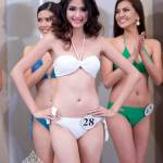 Angela Ritter Valdez is a contestant of Binibining Pilipinas 2016