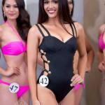 Angelique De Leon is a contestant of Binibining Pilipinas 2016