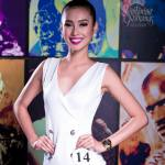 Binibini 14- PAULA RICH BARTOLOME during Binibining Pilipinas 2016 Official Shots
