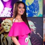 Binibini 4-KIMBERLE MAE LICAO PENCHON during Binibining Pilipinas 2016 Official Shots