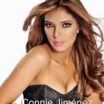 Connie Jimenez is a contestant at Miss Ecuador 2016