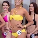 Kristine Estoque is a contestant of Binibining Pilipinas 2016