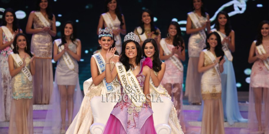 Who will succeed Maria Harfanti as Miss Indonesia 2016? Meet the Contestants
