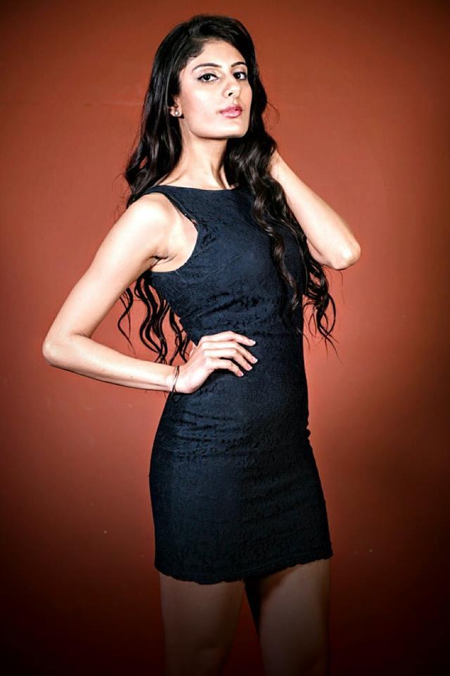Niharika Anand is a contestant at Femina Miss India Delhi 2016