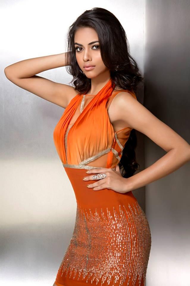Priyadarshini Chatterjee during Femina Miss India Delhi 2016 Glam Shots