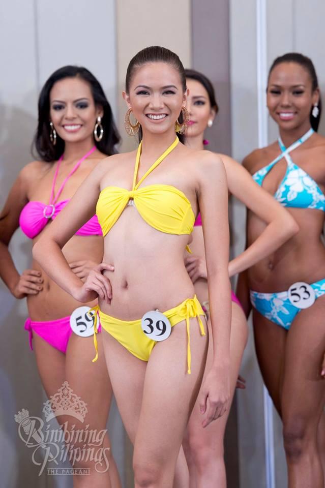 Roshiela Navarro Tobias is a contestant of Binibining Pilipinas 2016