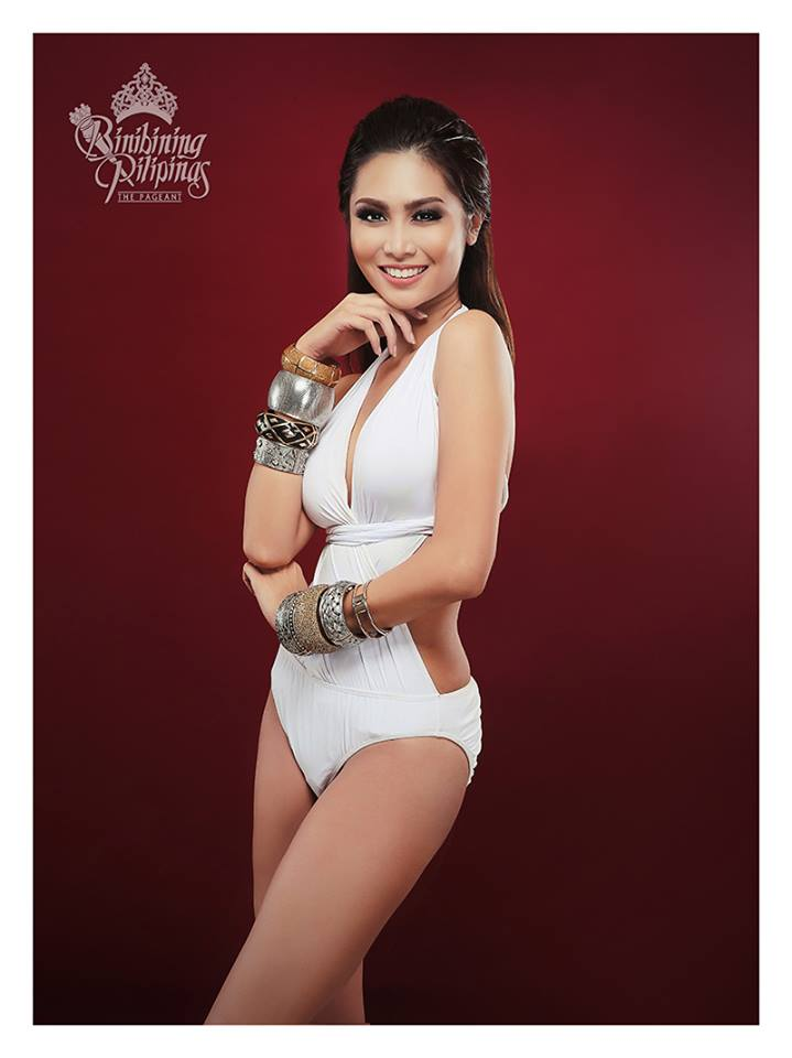 Binibini#1 -GAIL VENTIC during Binibining Pilipinas 2016 Swimsuit portraits