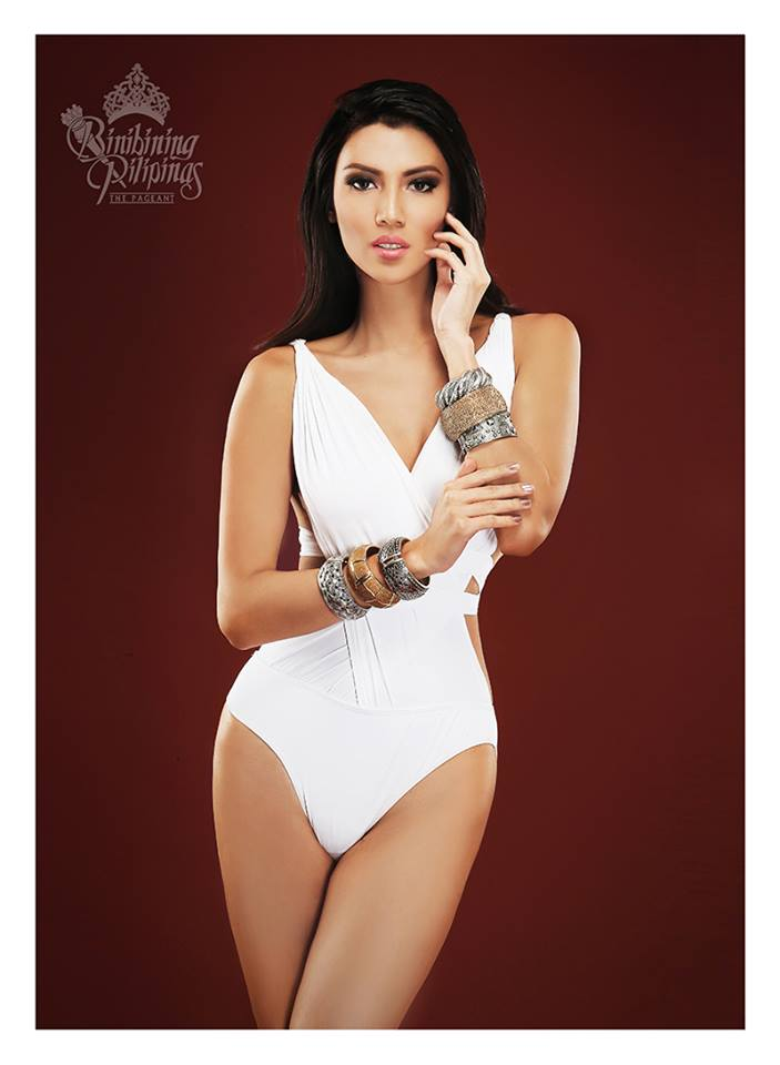 Binibini #11 NICOLE CORDOVES during Binibining Pilipinas 2016 Swimsuit portraits