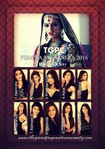 Femina Miss India 2016 Hot-Picks