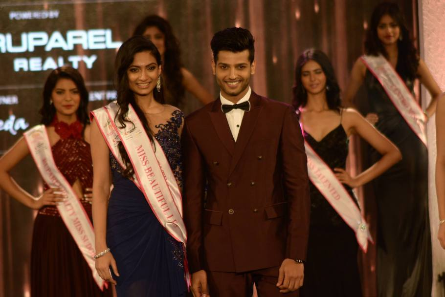 Roshmitha Harimurthy wins Miss Beautiful Legs at Femina Miss India Sub Contest