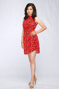 Prerana Adhikari is a contestant of Miss Nepal 2016 pageant