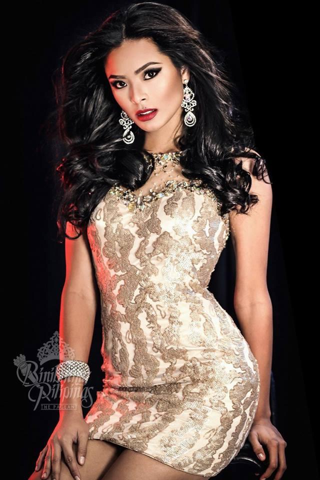 Binibini #29-MARIA MIKA MAXINE MEDINA during Binibining Pilipinas 2016 Glam Shots