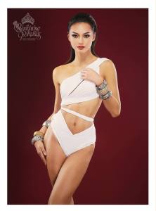 Binibini #31 KYLIE VERZOSA during Binibining Pilipinas 2016 Swimsuit portraits