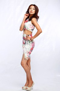 Soniya Sharma is a contestant of Miss Nepal 2016 pageant