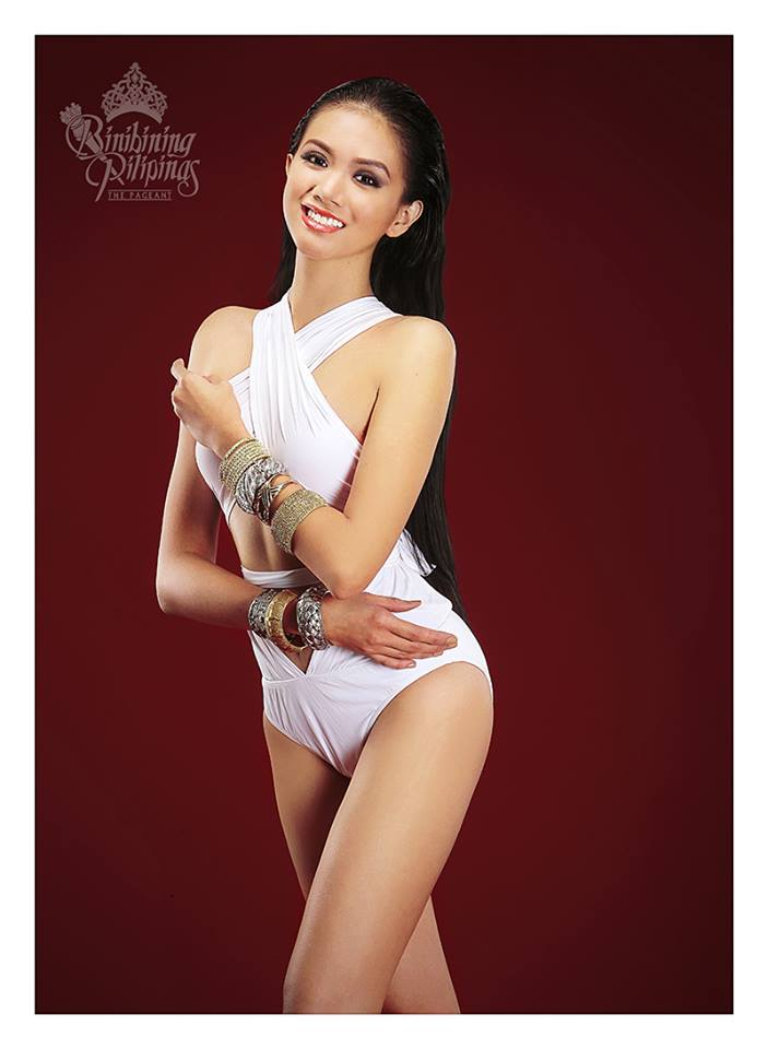 Binibini #9- ROSHIELA NAVARRO TOBIAS during Binibining Pilipinas 2016 Swimsuit portraits