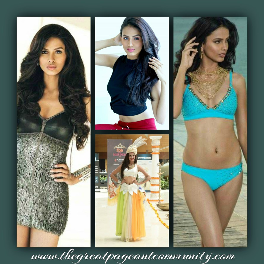Adya Niraj is one of favorites for Femina Miss India 2016