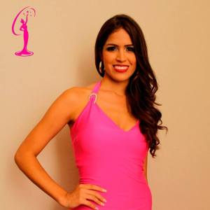 Ana Estefania Vasquez - Miss Peru Trujillo is a contestant of Miss Peru 2016
