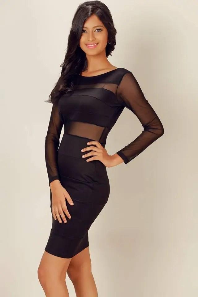 Aneesha Rane is a contestant of Campus Princess 2016
