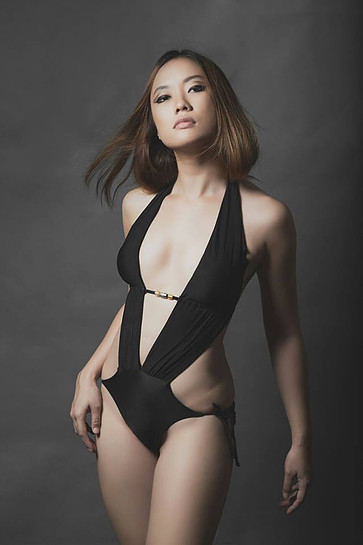 Cheryl Joanne is representing Borneo at Supermodel International 2016