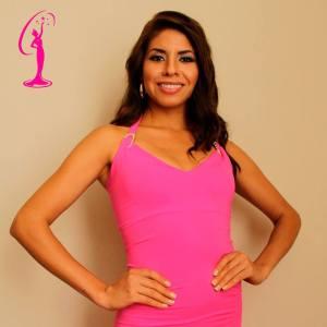 Brenda Yacila is a contestant of Miss Peru 2016