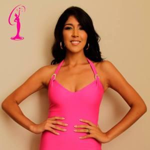 Gabriela Muro is a contestant of Miss Peru 2016