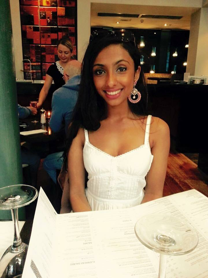 Hiral Narbad Shah is a contestant of Miss Wales 2016