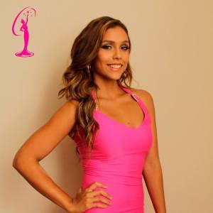 Janick Maceta is a contestant of Miss Peru 2016