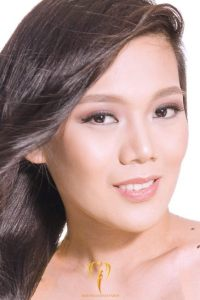 JOLO, SULU- Rhea Doll B. Gonzalo is a contestant of Miss Philippines Earth 2016