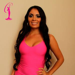 Joselin Chavez is a contestant of Miss Peru 2016