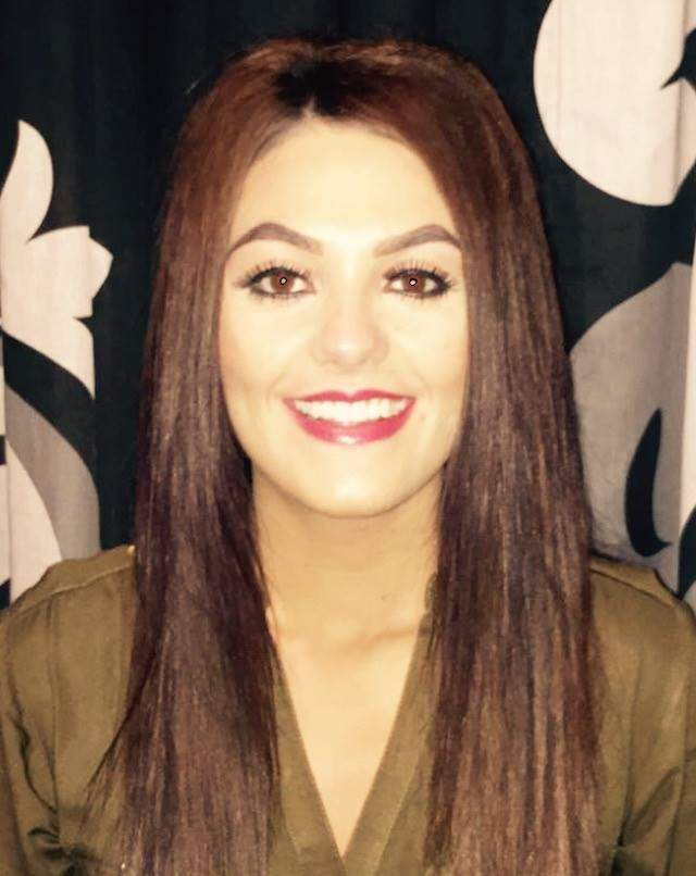 Kelly Smith is a contestant of Miss Wales 2016