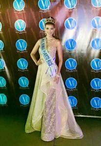 Miss Mundo de Puerto Rico 2016 winner will represent Puerto Rico at Miss World 2016