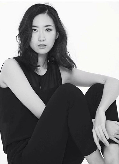 Yun Hye Ji is representing Korea at Supermodel International 2016