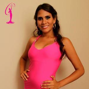 Mariafe Velasquez is a contestant of Miss Peru 2016