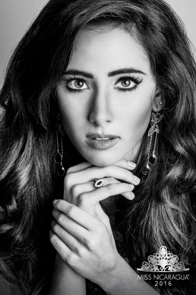 Marina Jacoby  will represent Nicaragua at Miss Universe 2016