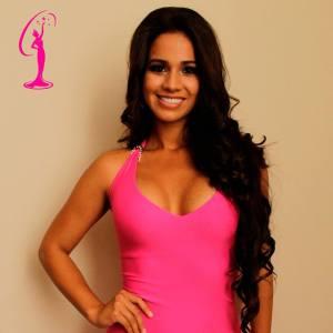 Marjory Patiño - Miss Perú Ucayali is a contestant of Miss Peru 2016