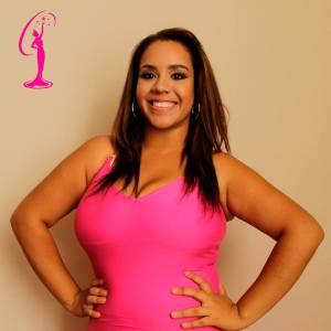Mirella Paz is a contestant of Miss Peru 2016