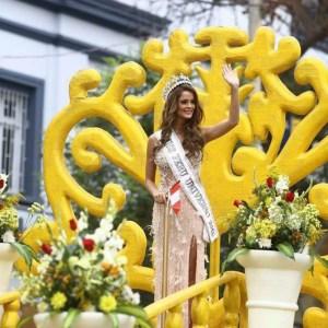 Miss Peru 2016 will represent Peru at Miss Universe 2016 pageant