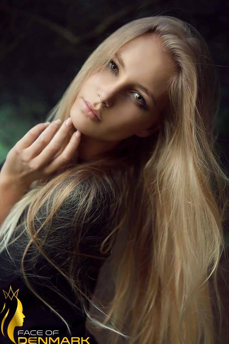 Miss Universe Christianshavn-Sofie Klejnstrup Nielsen is a contestant of Face of Denmark 2016