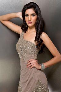 Natasha Singh is a contestant of Femina Miss India 2016