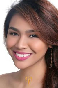 PARANAQUE CITY -Justine Blaire D. Galang is a contestant of Miss Philippines Earth 2016
