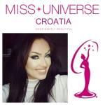 PAULA ČAIĆ is a contestant of Miss Universe Croatia 2016